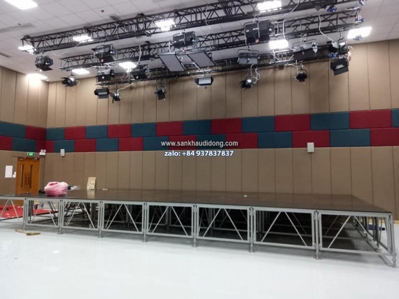 Sàn sân khấu tháo ráp di động