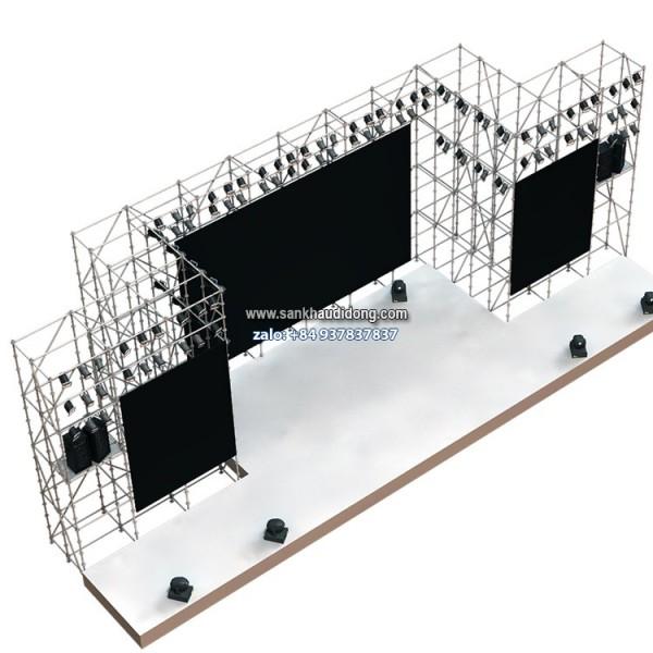 Cung cấp Layer truss sân khấu